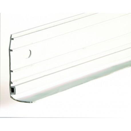 Joint supérieur de linteau pvc blanc (vendu au mètre)