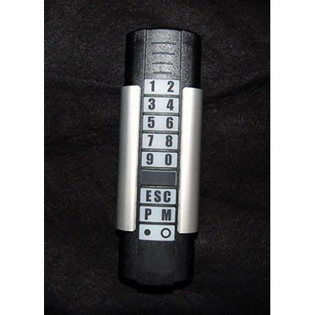 Clavier à Code 868,8 Mhz 10 canaux pour Moteur Major