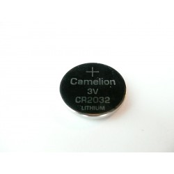Pile 3 volts lithium ref CR2032