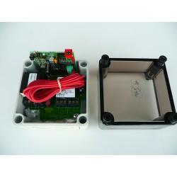 Récepteur externe 2 canaux pour Major 40Mhz