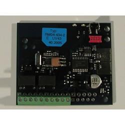 Récepteur externe 2 canaux pour Major 434 Mhz