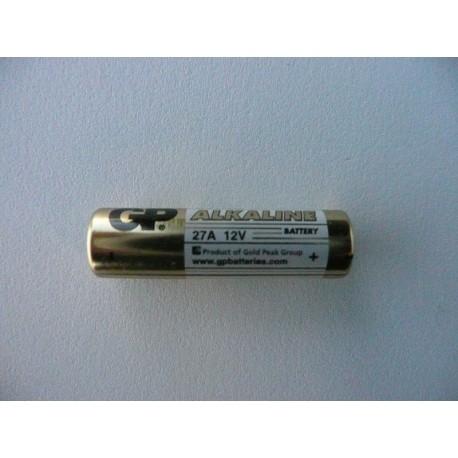 Pile 12 Volts type 27A alcaline