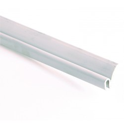 "Joint superieur de traverse blanc 1"" STD 2400mm"