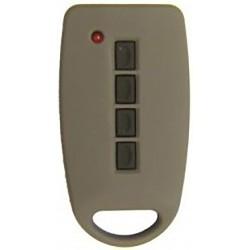 Emetteur 4 canaux Push Pull B et Gamma 60 - 433 Mhz