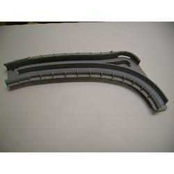 Courbe PVC 1P Gauche